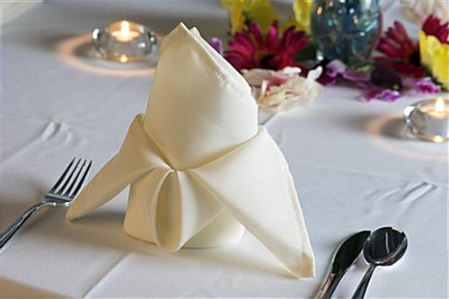 Ivory Cloth Napkin