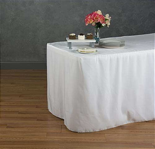 White Catering Tablecloths 72 Wedding Linens