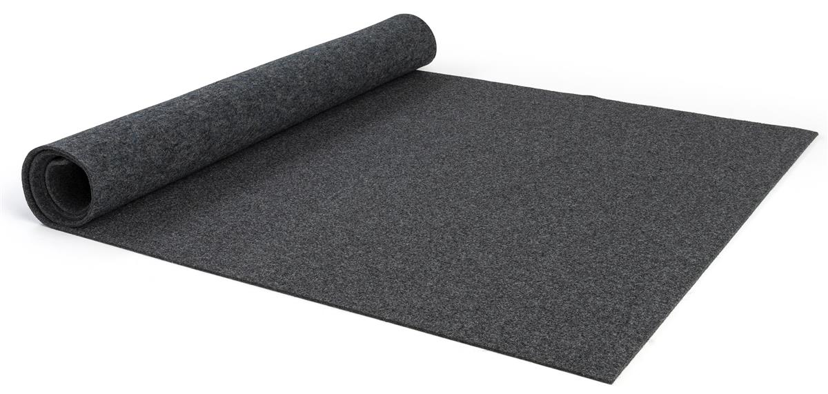 Portable Rollable Vinyl Event Flooring 10 X10 Comfortflex Tan