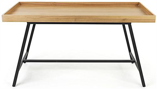 59 inch wide retail dump table