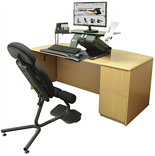 All-In-One Standing Workstation, Copy Holder