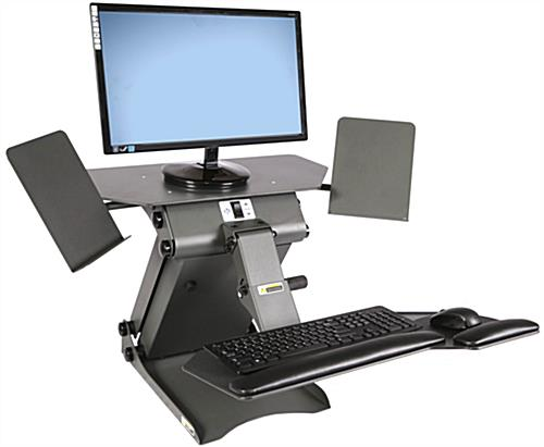 All-In-One Standing Workstation, 2 Additional Surfaces