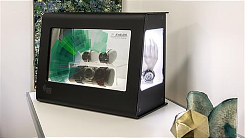 Transparent Digital Display Great for Retail Stores