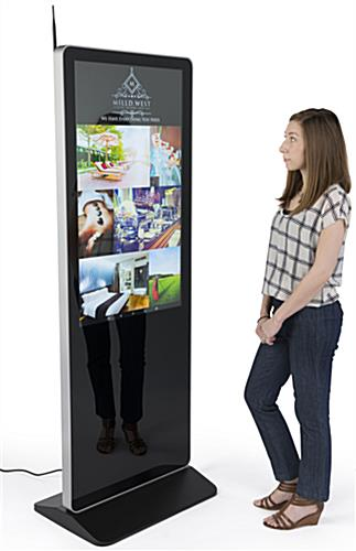 "43"" Digital Advertising Display System for Dynamic E-Posters"