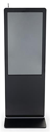 "Android operating system 43"" multimedia advertising kiosk"