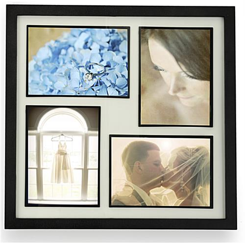 "16"" x 16"" Shadow Collage Photograph Holder"