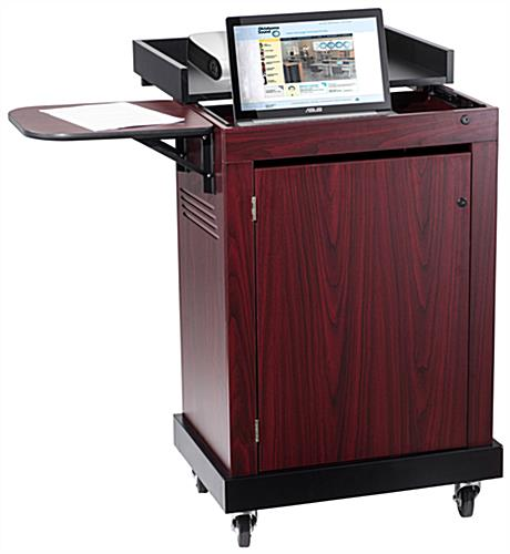 multimedia lectern for schools