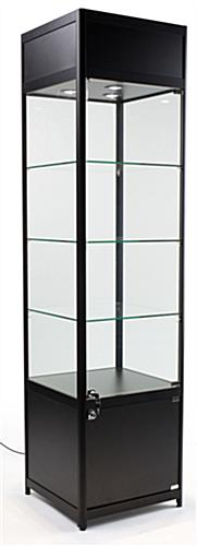 "LED Retail Tower, 20"" Overall Depth"