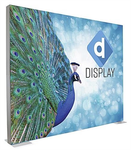 2-sided 8x10 silicone edge backdrop with two art panels