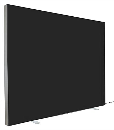 1-Sided replacement SEG graphic for SEGL810W seried LED frames with blackout back panel