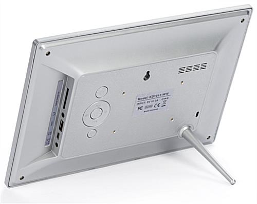 Digital signage countertop display with USB extender