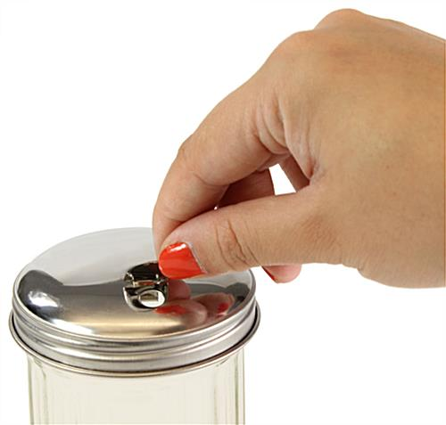 Sugar Dispenser For Coffee Shops