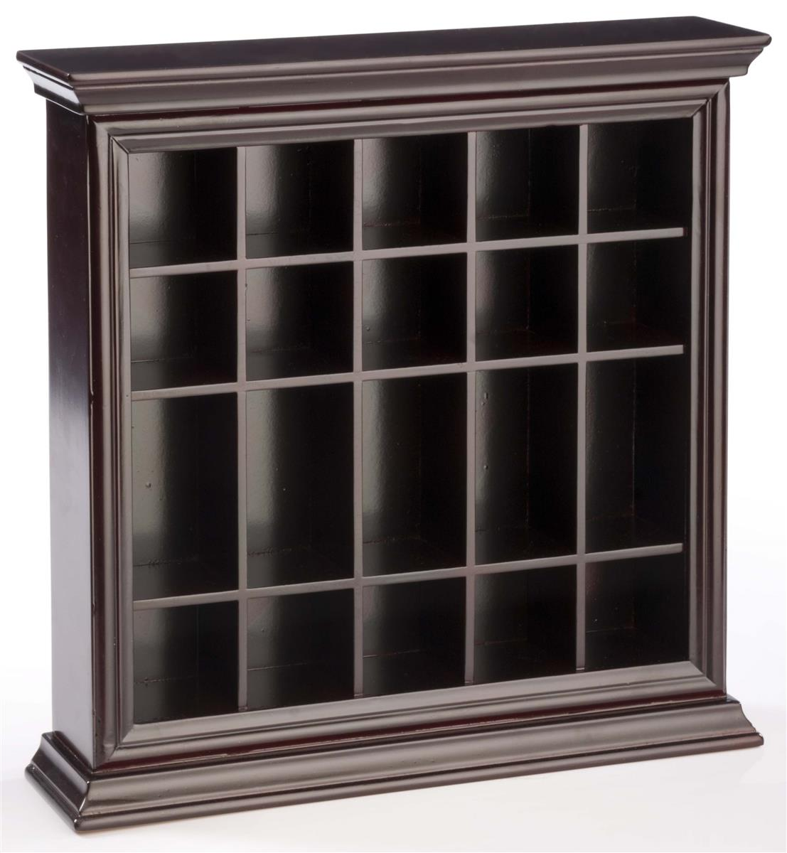 #736258 Shot Glass Cabinet Mahogany Wooden Countertop Or Wall  with 1107x1200 px of Best Glass Display Cabinets Prestons 12001107 image @ avoidforclosure.info