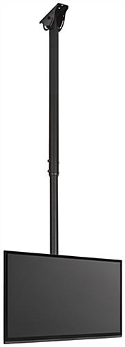 black led tv ceiling mount led tv ceiling mount for flat panels - Tv Ceiling Mount