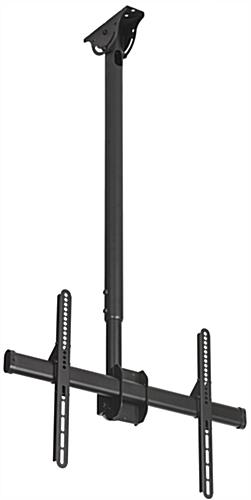 Swivel Ceiling TV Mount, Height Adjustable