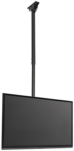 Swivel Ceiling TV Mount w/ 25° Downward Tilt