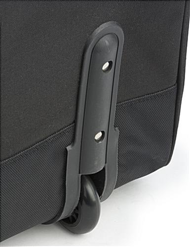 Pirouet portable twist counter includes rolling travel case