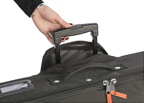 Pirouet portable twist counter with mobile carrying bag