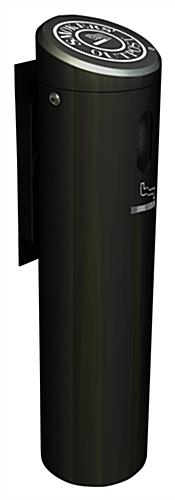 Commercial Wall Mounted Cigarette Receptacle