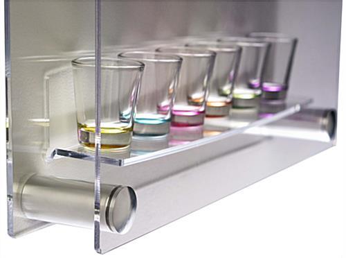 shot glass shelves shot glass shelves shot glass shelves