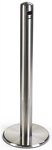 Floor Standing Smokers Pole