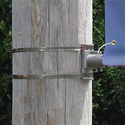 light pole banner brackets