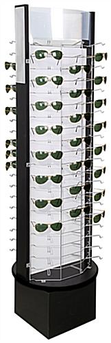 120 Pair Sunglass Tower