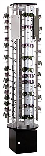 72 Pair Spinning Sunglasses Rack