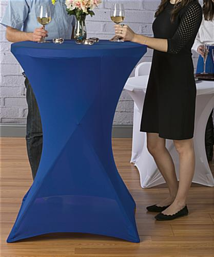 Cocktail Table Cover Spandex Linens