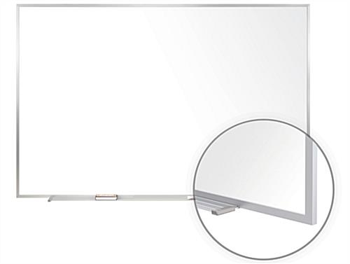 Magnetic Dry Erase Marker Board with Aluminum Frame