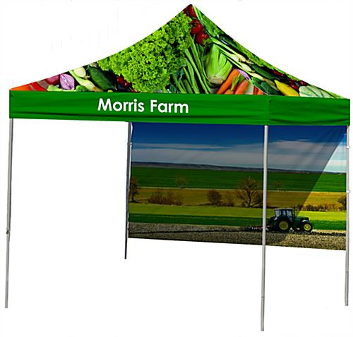 Custom Printed Canopy