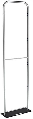 7.5' Tall Fabric Banner Stand Frame