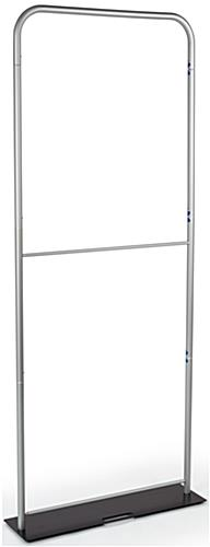 7.5'h Double Sided Fabric Banner Stand