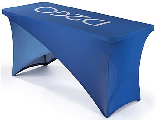 Cross Over Table Cover Set with Complete Customization