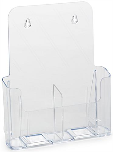 Durable Brochure Holders