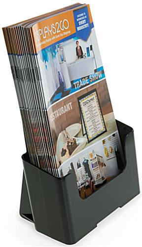 Plastic 6.5x8 Brochure Holder