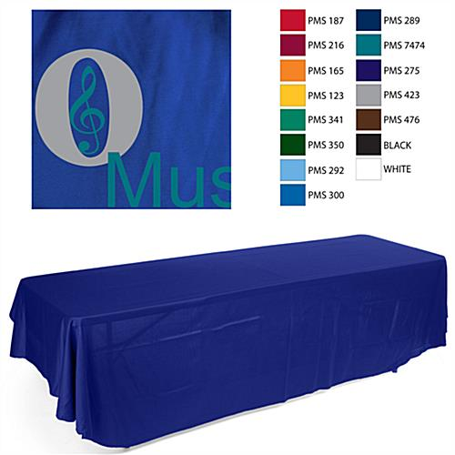 logo table covers
