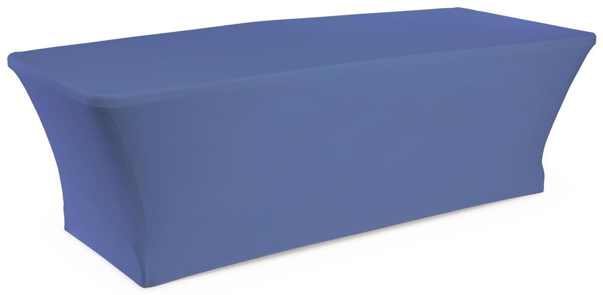 Fitted Tablecloth Fast Amp Easy Way To Display Trade Show Booth