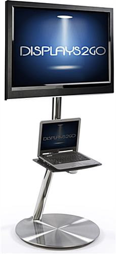 Stainless Steel Tv Stand For 32 60 Screens