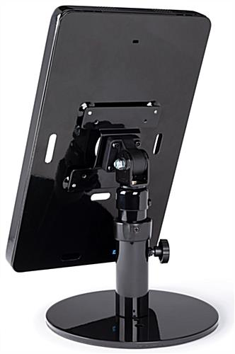 Microsoft Surface Pro counter stand with tablet enclosure