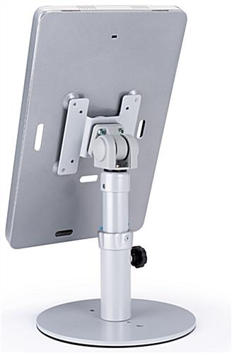 Surface Pro counter kiosk stand includes hardware