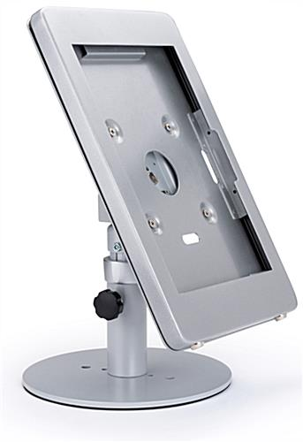 Locking Surface Pro counter kiosk stand