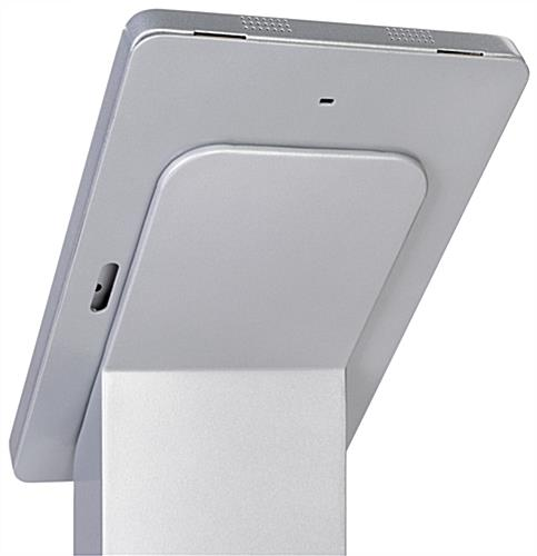 Microsoft Surface floor stand with graphic and camera access