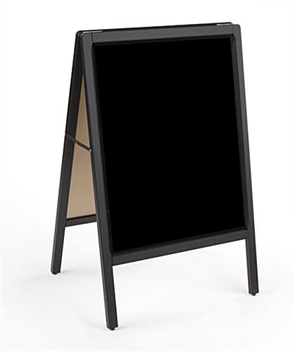 Blackboard Sign