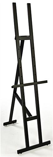 "Wood Art Easel Measures 62-7/8"" Tall!"