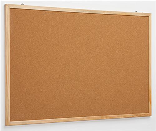 cork pin boards