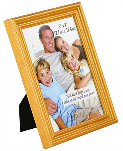 Oak Wood Frame