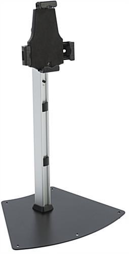 Universal tablet floor stand height adjustable secure universal tablet floor stand adjustable universal tablet floor stand tyukafo