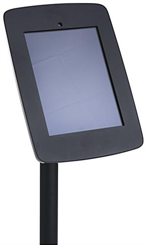 iPad Retail Kiosk with Secured Enclosure