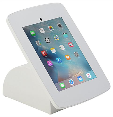 iPad Point of Sale Stand with 360° Rotation